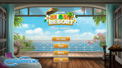 5 Star: Miami Resort