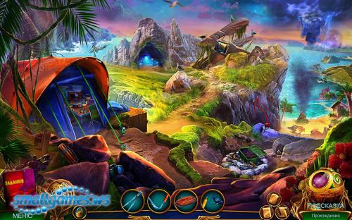 Лабиринты мира 9: Затерянный остров Коллекционное издание