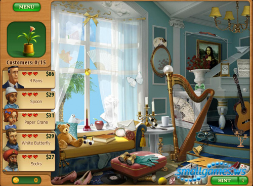 Gardenscapes: Mansion Makeover Collectors Edition