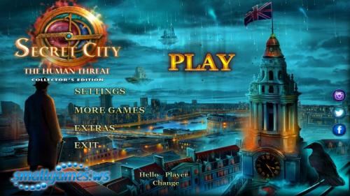 Secret City 3: The Human Threat Collectors Edition