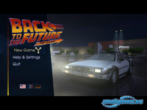 Back to the Future. Episode 2: Get Tannen