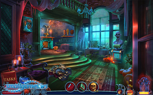Halloween Chronicles 2: Evil Behind a Mask Collector's Edition