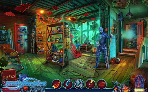 Halloween Chronicles 2: Cursed Masks