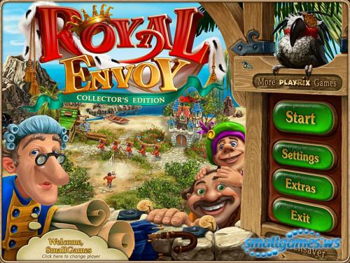 Royal Envoy Collector's Edition