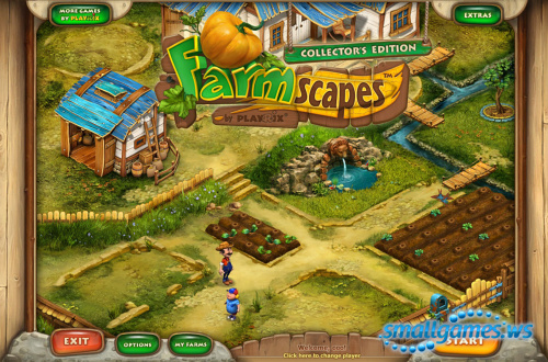 Farmscapes. Collectors Edition