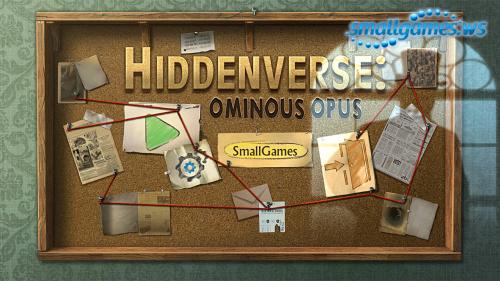 Hiddenverse 5: Ominous Opus