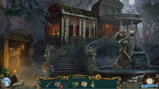 Haunted Legends 15: The Scars of Lamia Collector's Edition