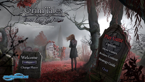 Grim Tales 17: Guest from the Future Collectors Edition