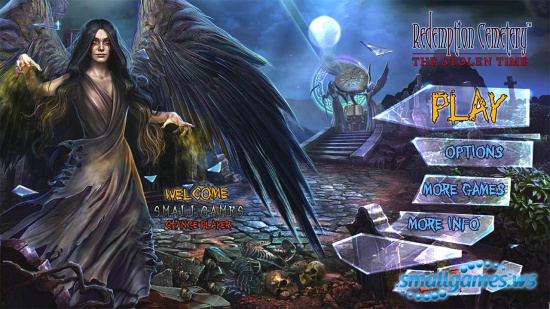 Redemption Cemetery 15. The Stolen Time Beta