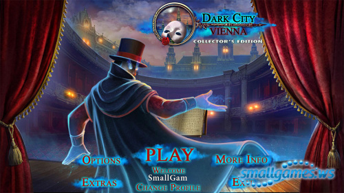 Dark City 3: Vienna Collector's Edition