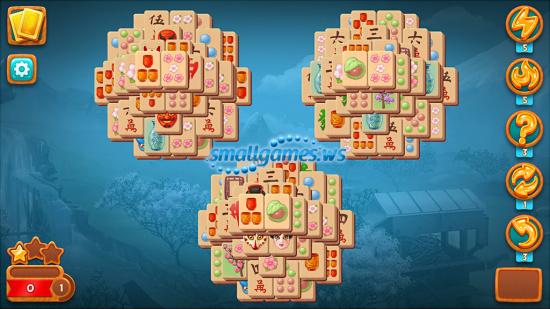 Mahjong Fest: Sakura Garden