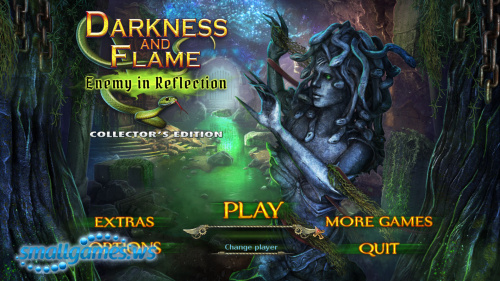 Darkness and Flame 4: Enemy in Reflection Collectors Edition