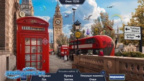 Travel to England (русская версия)