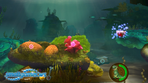 Legacy 3: Witch Island Origin (Русская версия)