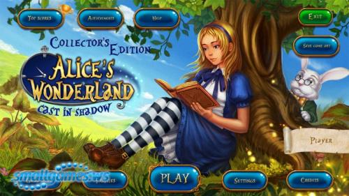 Alices Wonderland: Cast In Shadow Collectors Edition
