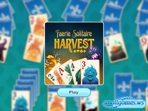 Faerie Solitaire: Harvest (multi, рус)