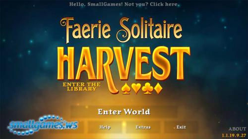 Faerie Solitaire: Harvest