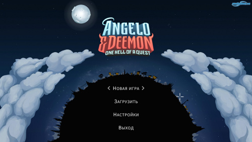 Angelo and Deemon: One Hell of a Quest (рус)
