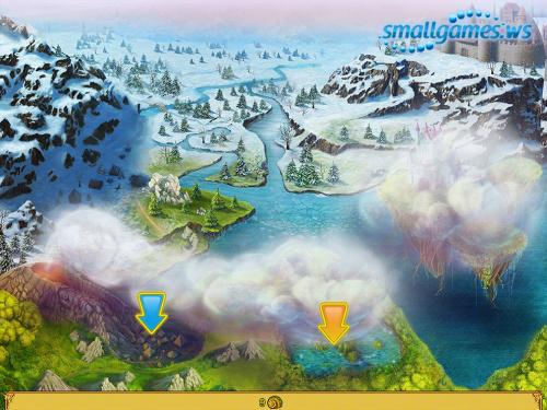 Ферма Айрис 3: Ледяная угроза