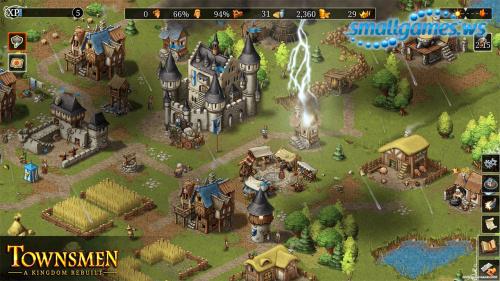Townsmen: A Kingdom Rebuilt (multi)