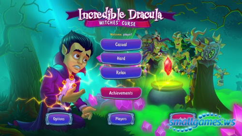 Incredible Dracula 7: Witches Curse