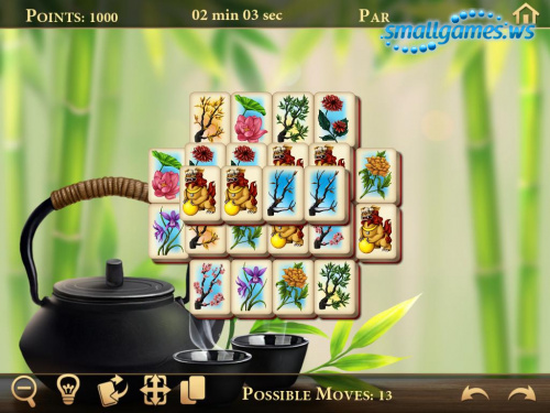 Art Mahjong 4