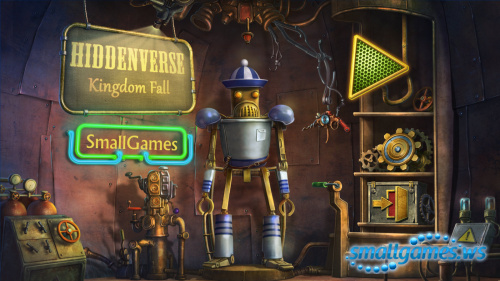Hiddenverse: Kingdom Fall