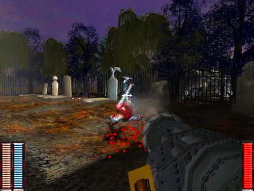 Кладбищенский Воин