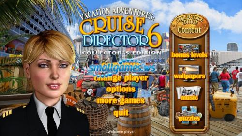 Vacation Adventures: Cruise Director 6 Collectors Edition