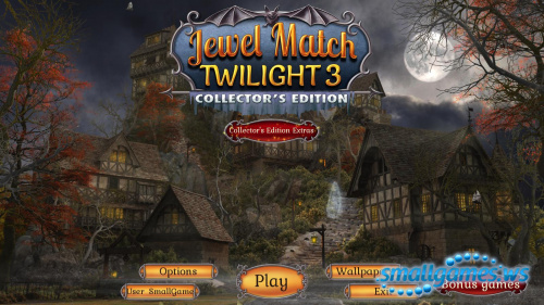 Jewel Match: Twilight 3 Collector's Edition