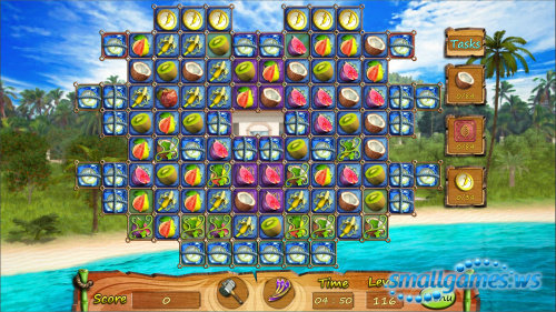 Dream Fruit Farm 2: Paradise Island