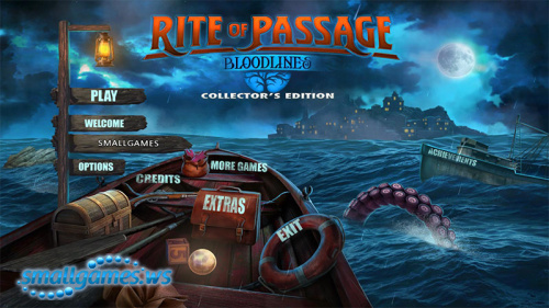 Rite of Passage 9: Bloodlines Collectors Edition