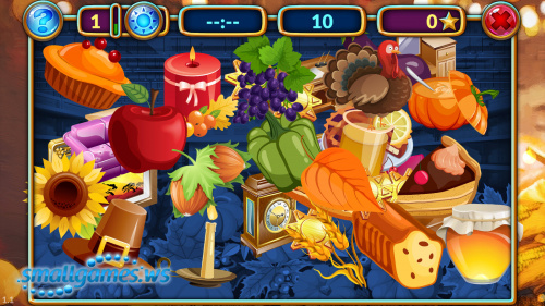 Shopping Clutter 4: A Perfect Thanksgiving (multi)