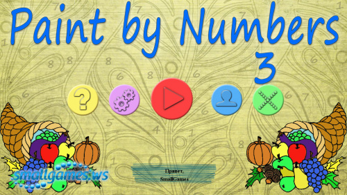 Paint by Numbers 3 (русская версия)