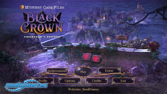Mystery Case Files 20: Black Crown Collector's Edition