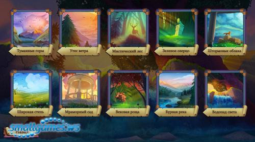 Mозаика приключений: Духи леса