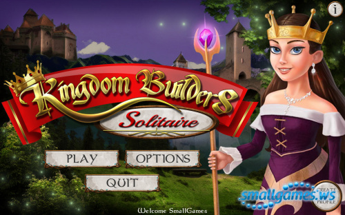 Kingdom Builders: Solitaire