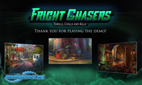 Fright Chasers 4: Thrills, Chills and Kills Beta