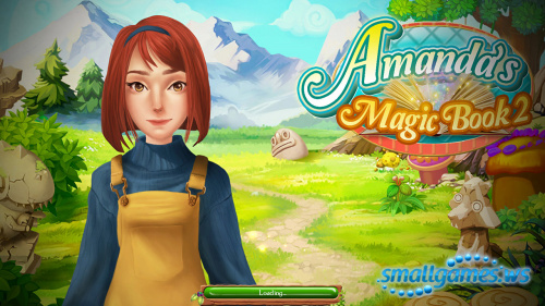 Amanda's Magic Book 2