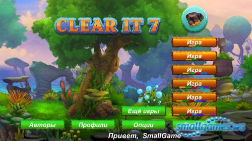 Clear It 7 (русская версия)