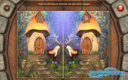 Fantasy Mosaics 39: Behind the Mirror