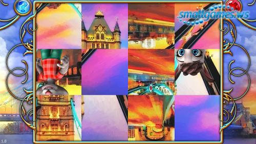 Travel Mosaics 12: Majestic London (multi, рус)