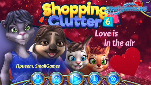 Shopping Clutter 6: Love is in the Air (multi, рус)