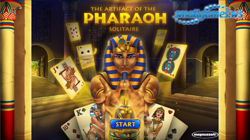 The Artifact of the Pharaoh: Solitaire