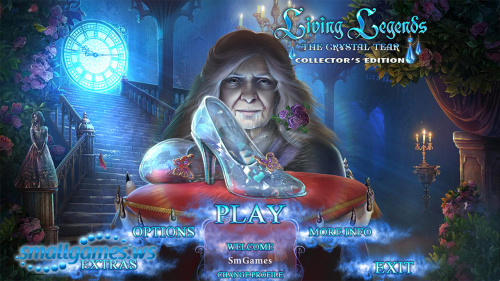 Living Legends 8: The Crystal Tear Collector's Edition