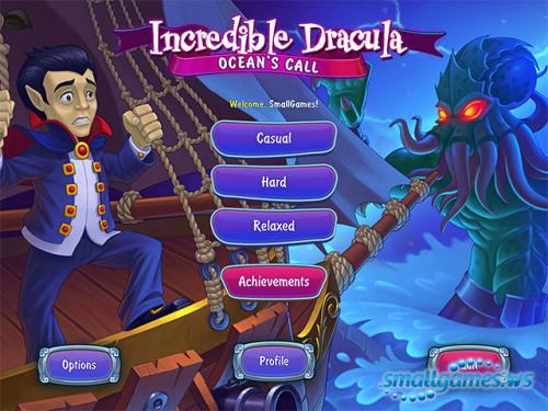 Incredible Dracula 8: Ocean's Call