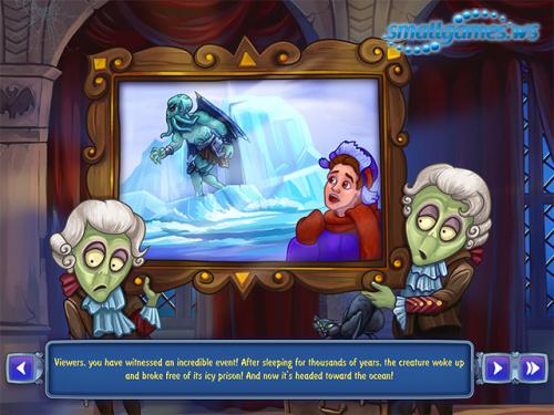 Incredible Dracula 8: Ocean's Call