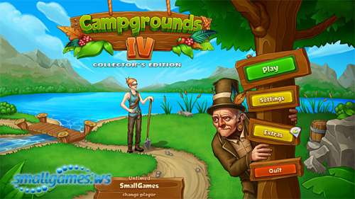 Campgrounds 4 Collector's Edition