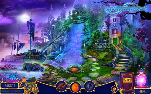 Enchanted Kingdom 7: The Secret of the Silver Lamp Beta
