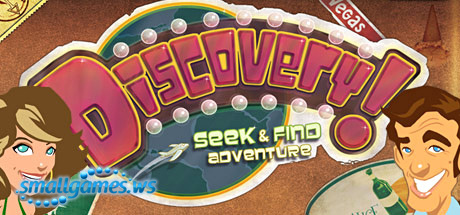Discovery! Seek and Find Adventure